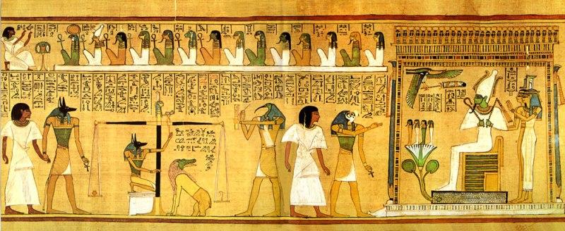 Libro-dei-Morti-Egiziano-Giudizio