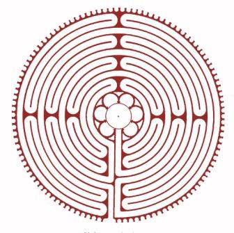 labirinto schema lucca